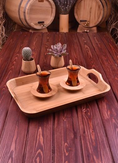 Bambum Çay Takımı Renksiz